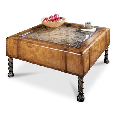 Butler Heritage Clock Coffee Table Reviews Wayfair