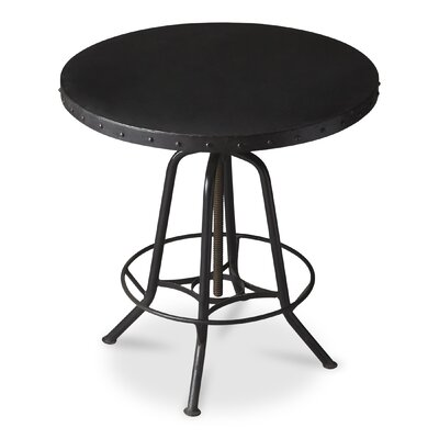 Butler Gaslamp Adjustable Height Pub Table
