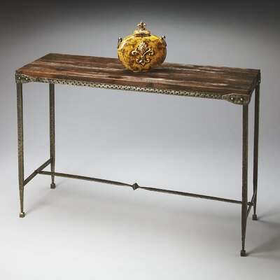 Butler Mountain Lodge Accacia Console ..