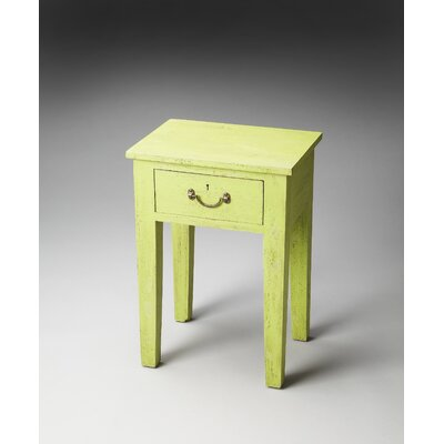Butler Artifacts Avignon Chairside Table