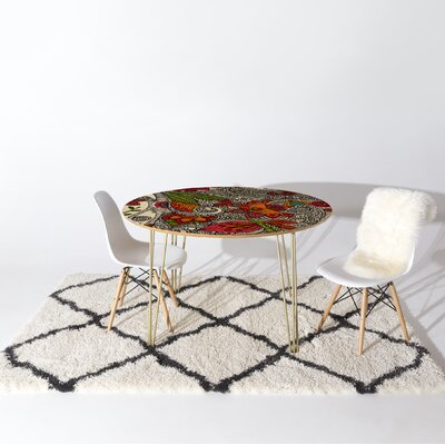Bungalow Rose Deepak Dining Table