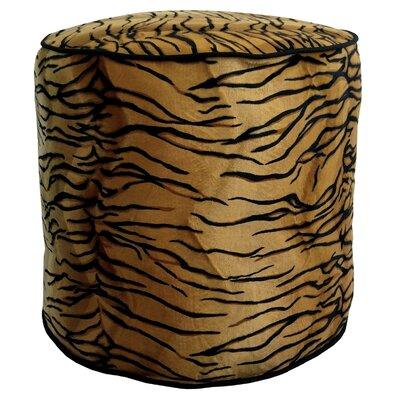 R&MIndustries Tiger Soft Pouf Ottoman