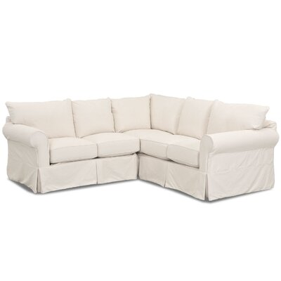Wayfair Custom Upholstery Felicity Sectional