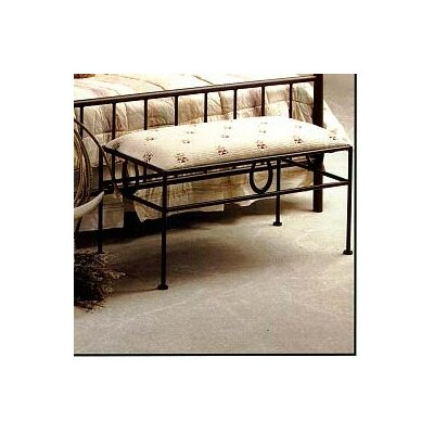 Grace Collection Frontier Upholstered Bed..