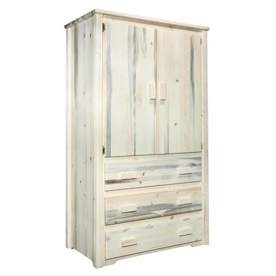 Montana Woodworks® Homestead Armoire Image