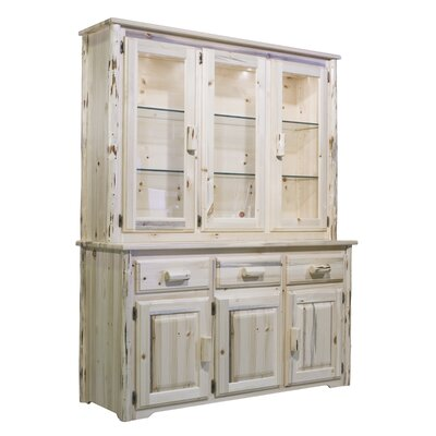 Montana Woodworks® Montana China Cabinet Top