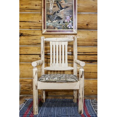 Montana Woodworks? Montana Captain's Arm Chair