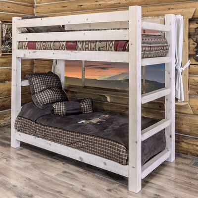 Montana Woodworks® Homestead Twin Bunk Bed