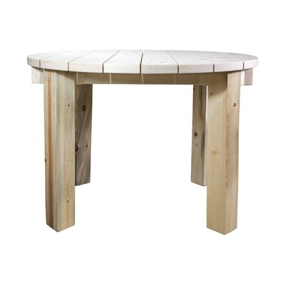 Montana Woodworks® Homestead Patio Table