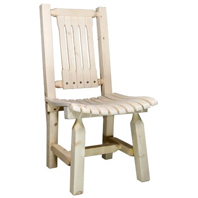 Montana Woodworks® Homestead Patio Chair