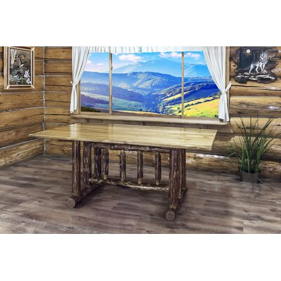Montana Woodworks® Glacier Country Trestle ..