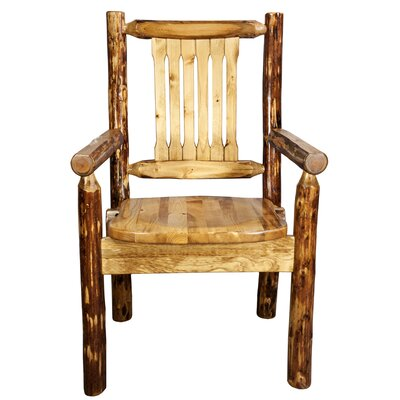 Montana Woodworks® Glacier Country Arm Chair