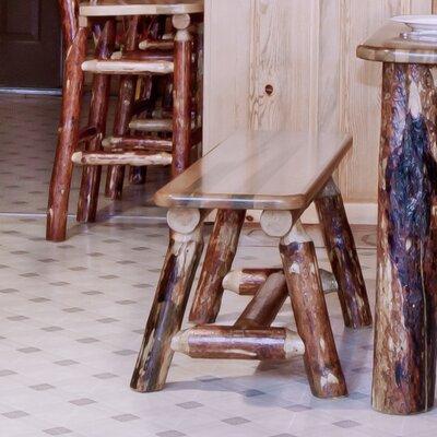 Montana Woodworks® Montana Plank Bench