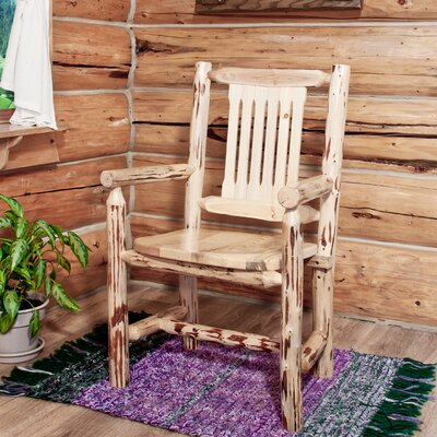 Montana Woodworks® Montana Arm Chair
