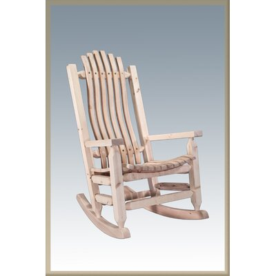 Montana Woodworks® Homestead Rocking Chair