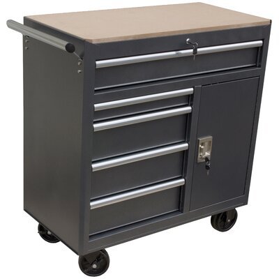"wen 36""w 5-drawer tool chest   wayfair"