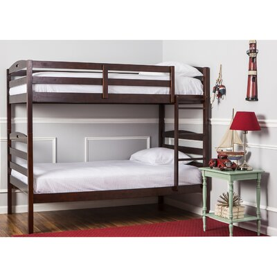Dream On Me Nova 2-in-1 Twin Futon Bunk Bed