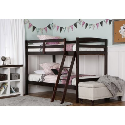 Dream On Me Taylor Twin Futon Bunk Bed