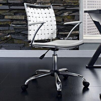 Modway Fuse Adjustable Mid-Back Desk C..