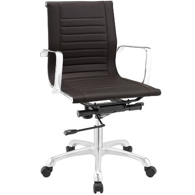 Modway Runway Mid-Back Office Chair