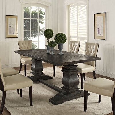 Modway List Dining Table