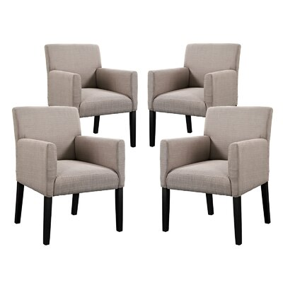 Modway Chloe Arm Chair (Set of 4)