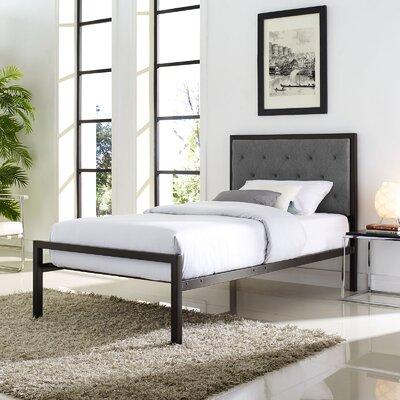 Modway Mia Upholstered Platform Bed