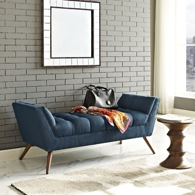 Modway Response Upholstered Bedroom Bench