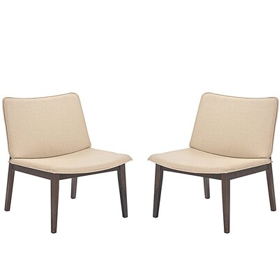 Modway Evade Lounge Chair (Set of 2)
