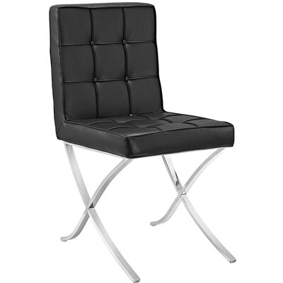 Modway Trieste Memory Foam Side Chair