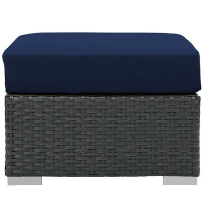 Modway Sojourn Outdoor Patio Ottoman