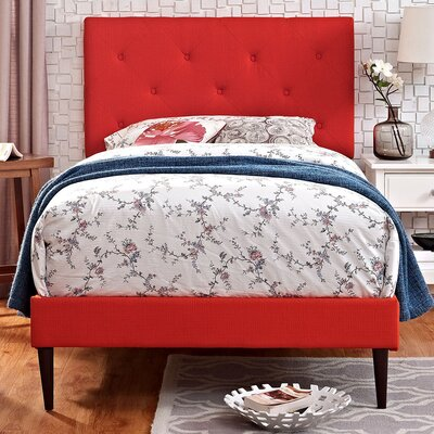 Modway Terisa Upholstered Platform Bed