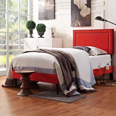 Modway Jessamine Upholstered Platform Bed