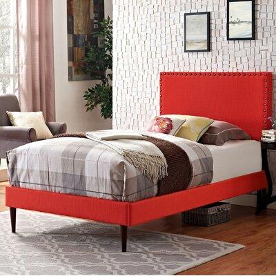 Modway Phoebe Upholstered Platform Bed