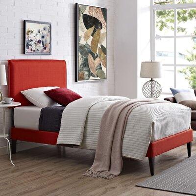 Modway Camille Upholstered Platform Bed