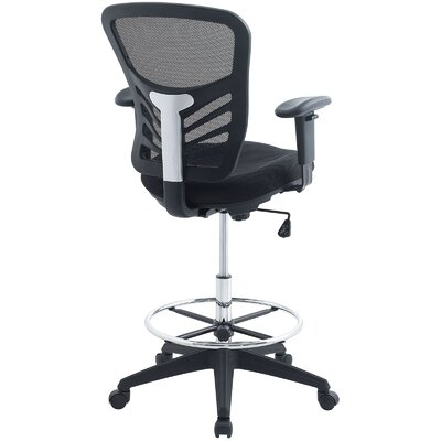 Modway Articulate Mid-Back Mesh Drafting Chair