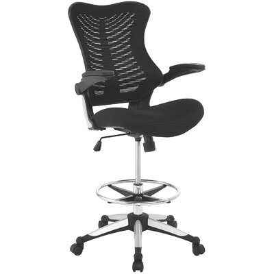 Modway Charge Mid-Back Mesh Drafting Chair
