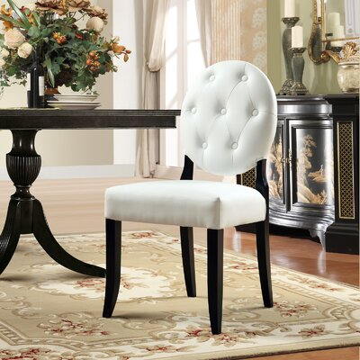 Modway Knob Dining Chairs Set of 2 (Set of 2)