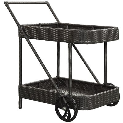 Modway Replenish Serving Cart