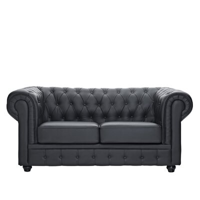 Modway Chesterfield Loveseat