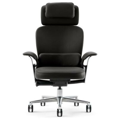 Steelcase Leap® WorkLounge Leather Executive Chair