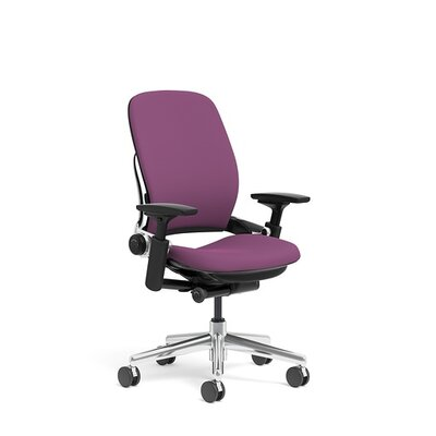 Steelcase Leap® Fabric Office Chair with..