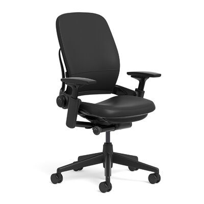 Steelcase Quick Ship Leap® Leather Office Chair