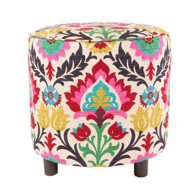 Loni M Designs Jimmy Ottoman