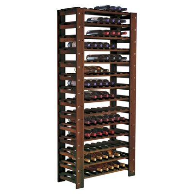 Darby Home Co Glenford 132 Bottle Floor Wine Rack