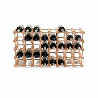 Wine Enthusiast Modular Rack 40 Bottle Tabletop ..