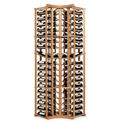 Wine Enthusiast N'finity 72 Bottle Floor Wine Rack