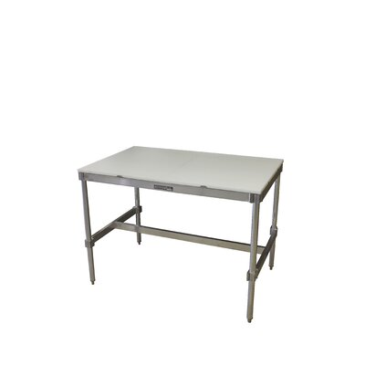 PVIFS Aluminum I Frame Prep Table