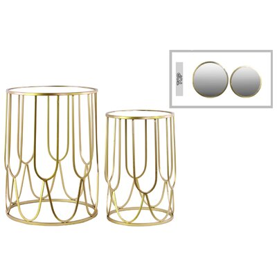 Urban Trends Metal Round 2 Piece Nesting ..