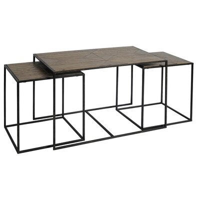 Mercana Belval 3 Piece Nesting Tables